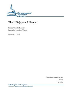 Primary view of object titled 'The U.S.-Japan Alliance'.
