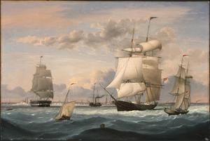 Primary view of New York Harbor