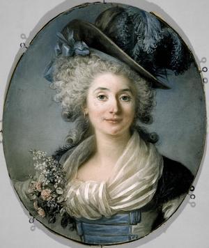 Primary view of Marie-Josèphe-Félicité de La Rochfoucauld, Vicomtesse de Gand