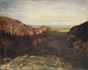 Primary view of object titled 'The Last Valley -- Paradise Rocks'.