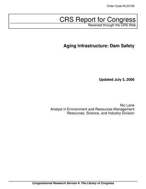 Primary view of object titled 'Aging Infrastructure: Dam Safety'.