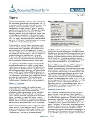 Primary view of object titled 'Nigeria'.