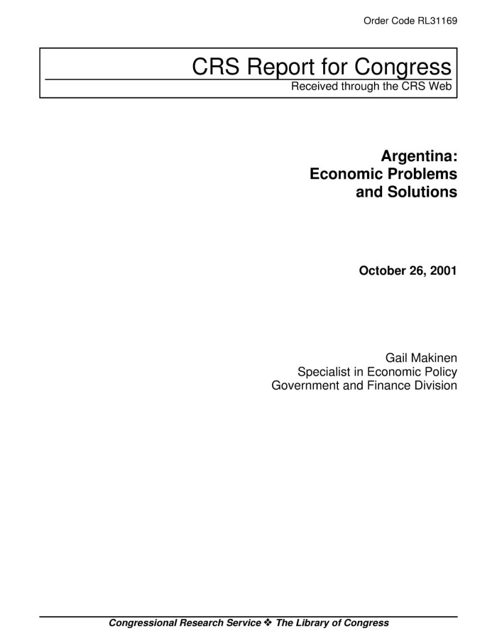 basic economic problems and their solutions