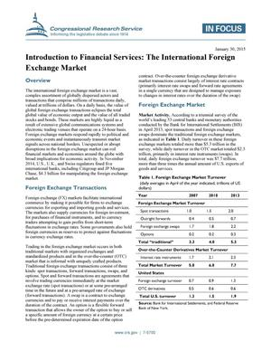 Primary view of object titled 'Introduction to Financial Services: The International Foreign Exchange Market'.