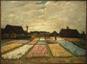 Primary view of object titled 'Flower Beds in Holland'.