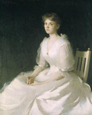 Primary view of Portrait in White