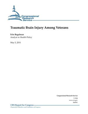 Primary view of object titled 'Traumatic Brain Injury Among Veterans'.