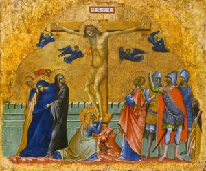 Primary view of The Crucifixion