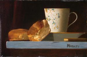 Primary view of object titled 'Breakfast'.