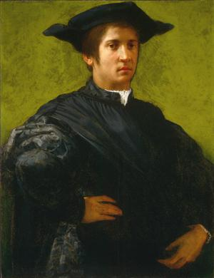 Primary view of Portrait of a Man