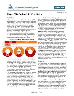 Primary view of object titled 'Ebola: 2014 Outbreak in West Africa'.
