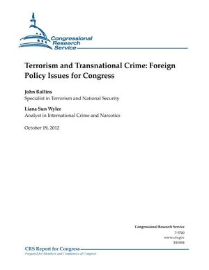 U.S. Foreign Affairs