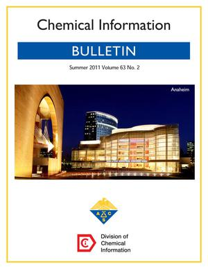 Primary view of object titled 'Chemical Information Bulletin, Volume 63, Number 2, Summer 2011'.