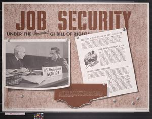 Newsmap : Job security