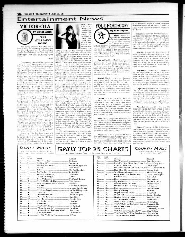 The Gayly Oklahoman (Oklahoma City, Okla ), Vol  14, No  14, Ed  1