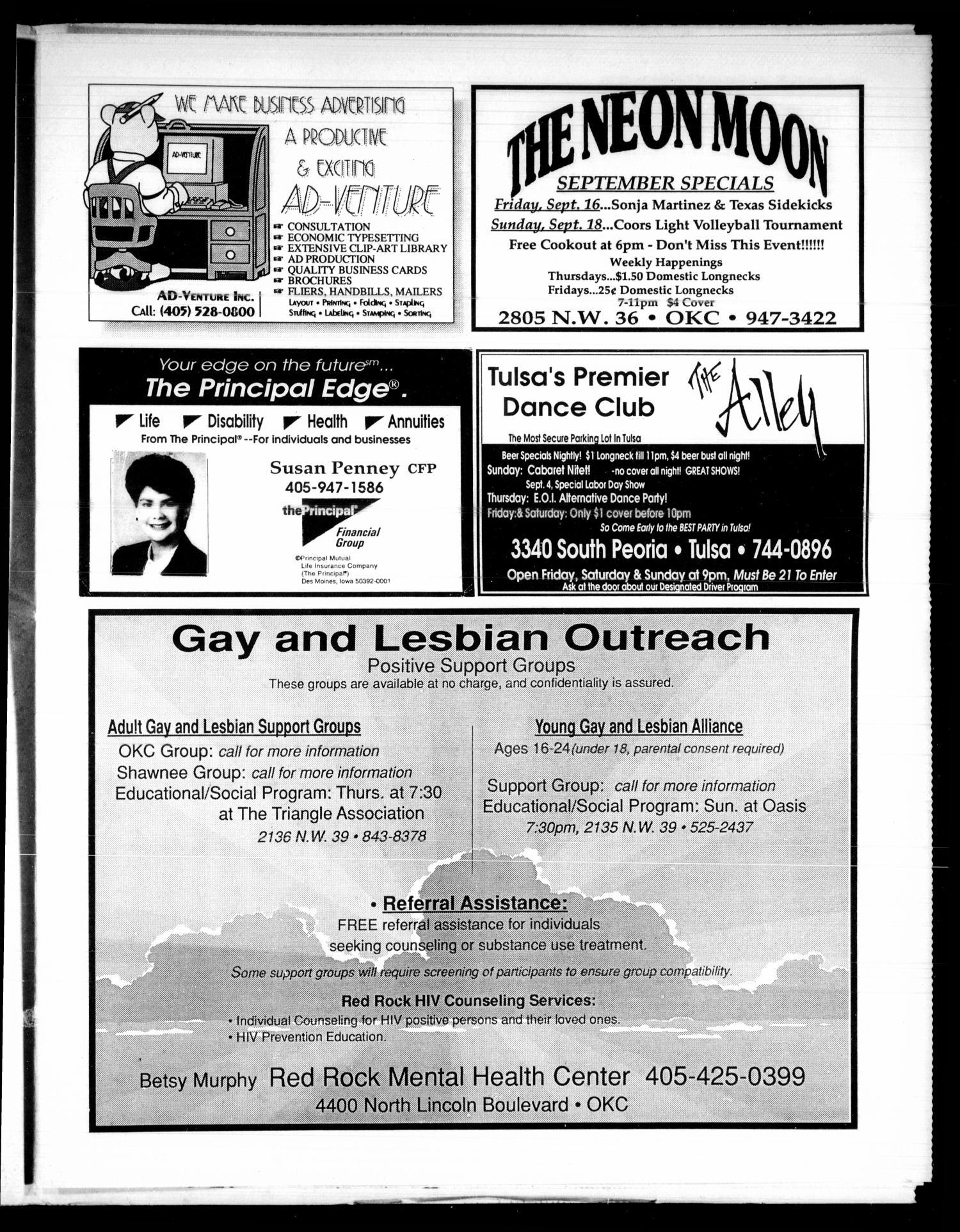Lesbian okc