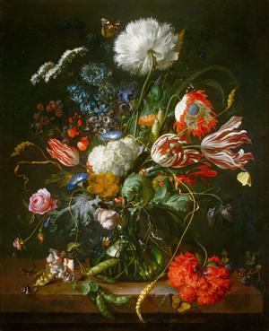 Primary view of Vase of Flowers