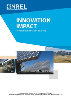 Primary view of object titled 'Innovation Impact: Breakthrough Research Results'.