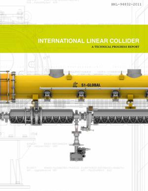 Primary view of object titled 'Interim report on the Global Design Effort Global International Linear Collider (ILC) R&D'.