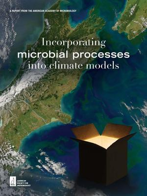 Primary view of object titled 'LINKING MICROBES TO CLIMATE: INCORPORATING MICROBIAL ACTIVITY INTO CLIMATE MODELS COLLOQUIUM'.
