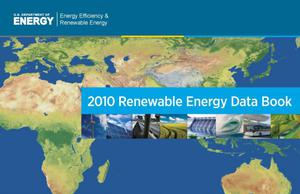 Primary view of object titled '2010 Renewable Energy Data Book (Book)'.