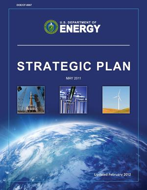 Primary view of object titled 'U.S. Department of Energy Strategic Plan: 2011'.