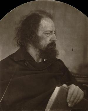 Primary view of object titled 'Alfred, Lord Tennyson'.
