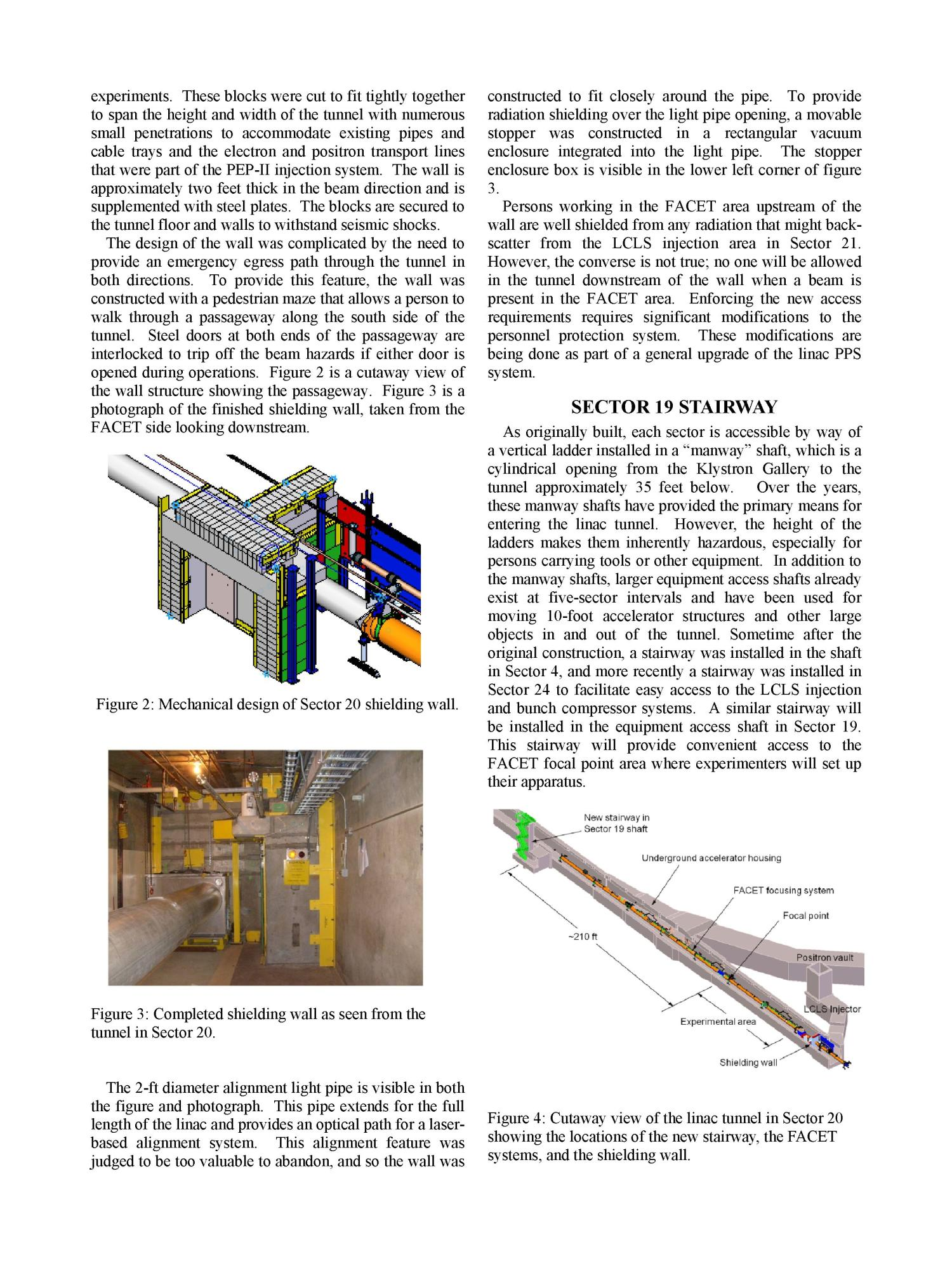 SLAC Linac Preparations for FACET                                                                                                      [Sequence #]: 2 of 3
