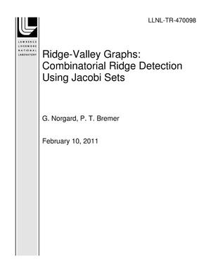 Primary view of object titled 'Ridge-Valley Graphs: Combinatorial Ridge Detection Using Jacobi Sets'.