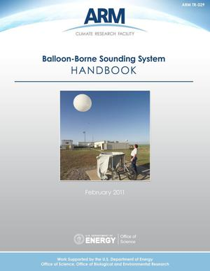 Primary view of object titled 'Balloon-Borne Sounding System (SONDE) Handbook'.