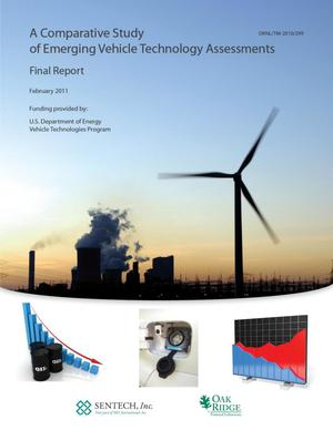 Primary view of object titled 'A Comparative Study on Emerging Electric Vehicle Technology Assessments'.