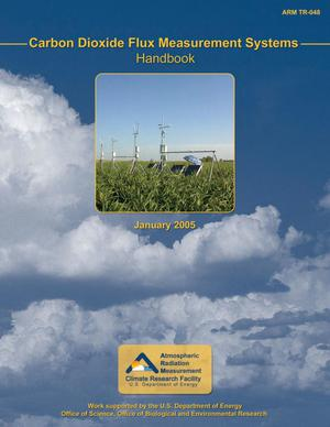 Primary view of object titled 'Carbon Dioxide Flux Measurement Systems (CO2Flux) Handbook'.