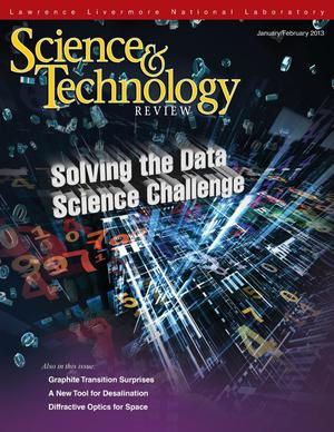 Primary view of object titled 'Science and Technology Review January/February 2013'.