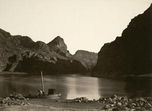 Primary view of object titled 'Black Canyon Colorado River'.