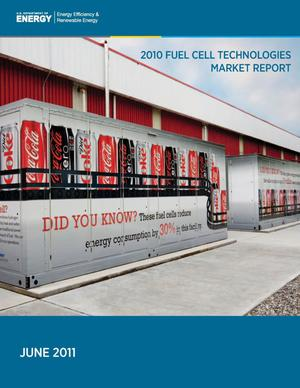 Primary view of object titled '2010 Fuel Cell Technologies Market Report, June 2011'.