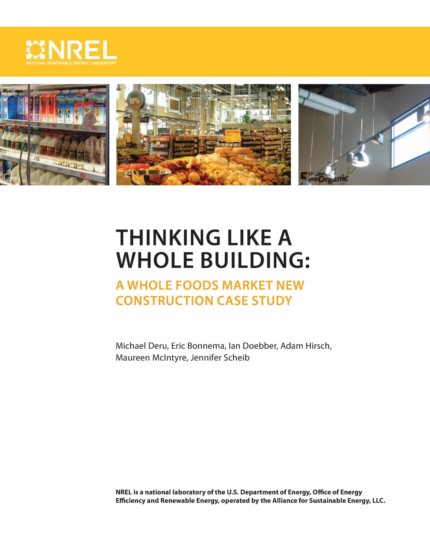 whole foods case study analysis Whole foods market: a strategic analysis adrienne lee whole foods market executive makes more than 19 times the average the case to the district court for.