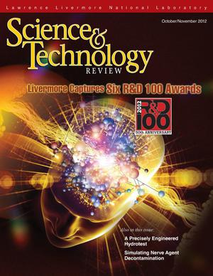Primary view of object titled 'Science and Technology Review October/November 2012'.