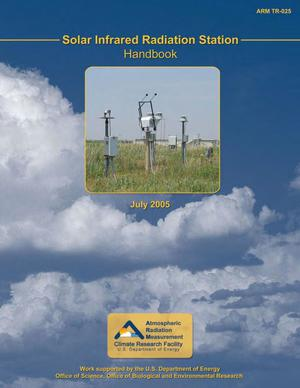 Primary view of object titled 'Solar and Infrared Radiation Station (SIRS) Handbook'.