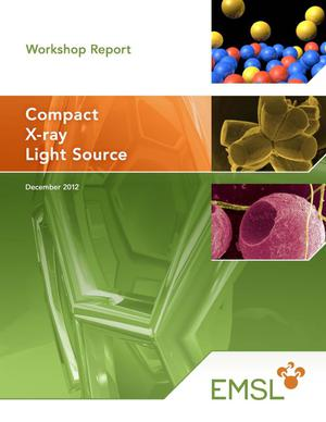 Primary view of object titled 'Compact X-ray Light Source Workshop Report'.
