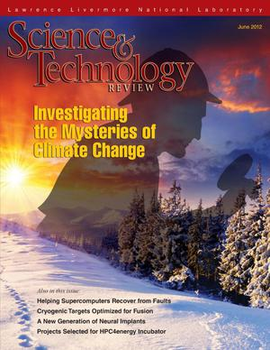 Primary view of object titled 'Science & Technology Review June 2012'.