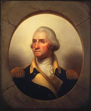 Primary view of object titled 'George Washington'.