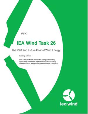 Primary view of object titled 'IEA Wind Task 26: The Past and Future Cost of Wind Energy, Work Package 2'.