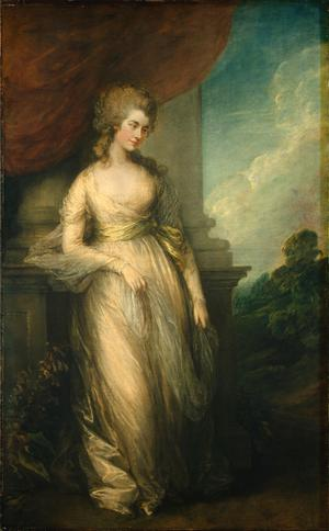 Primary view of object titled 'Georgiana, Duchess of Devonshire'.