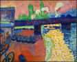 Artwork: Charing Cross Bridge, London