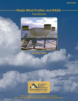 Primary view of object titled '915-MHz Radar Wind Profiler (915RWP) Handbook'.
