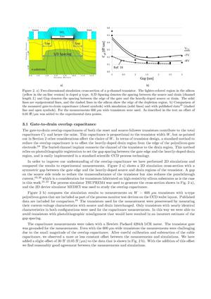 Design of Low-Noise Output Amplifiers for P-channel Charge