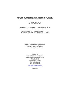 Primary view of object titled 'Power Systems Development Facility'.