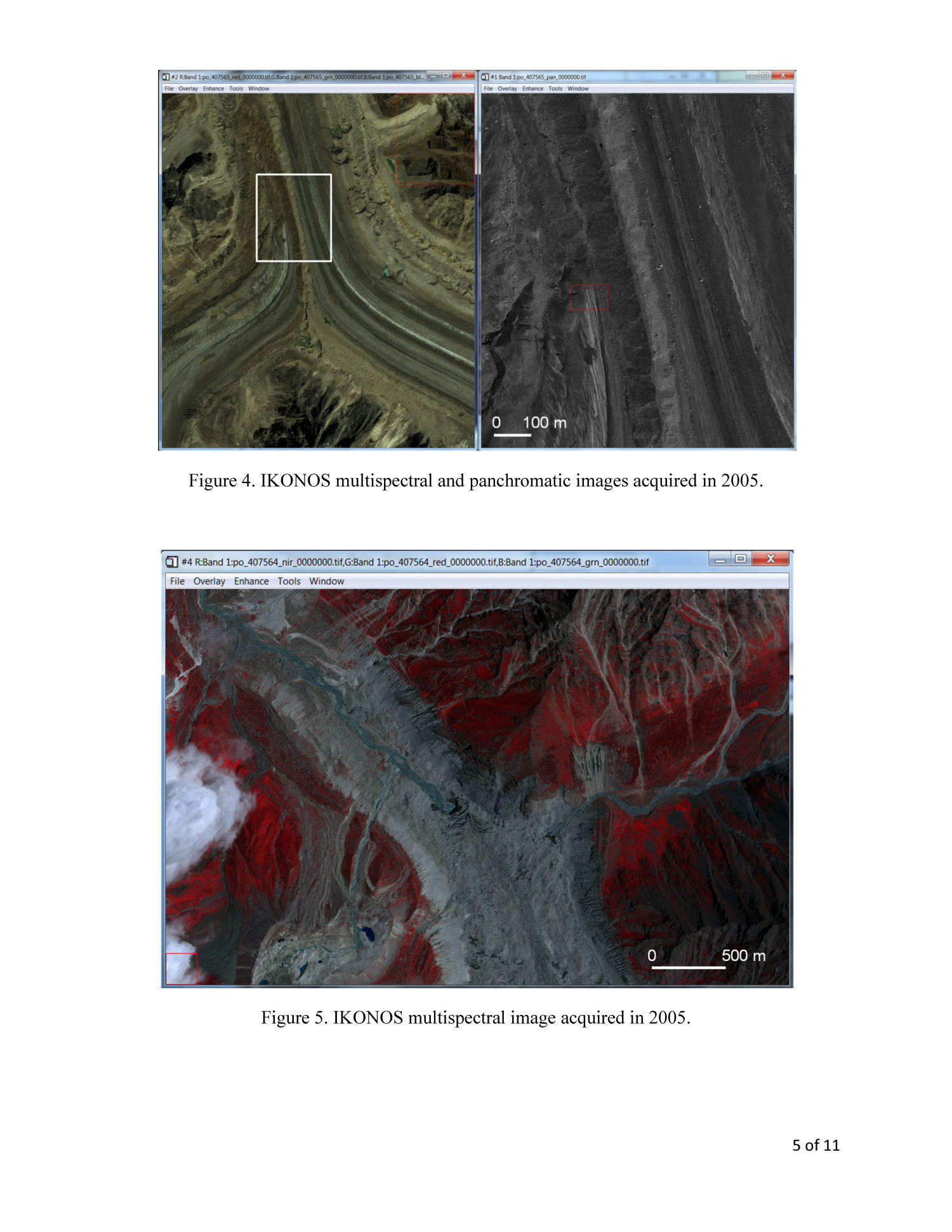 Retreating Glaciers of the Himalayas: A Case Study of Gangotri Glacier Using 1990-2009 Satellite Images                                                                                                      5