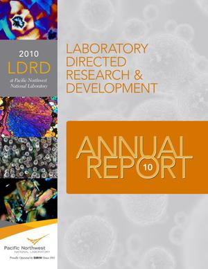 Primary view of object titled 'Laboratory Directed Research and Development Annual Report for 2010'.