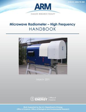 Primary view of object titled 'Microwave Radiometer-High Frequency (MWRHF) Handbook'.